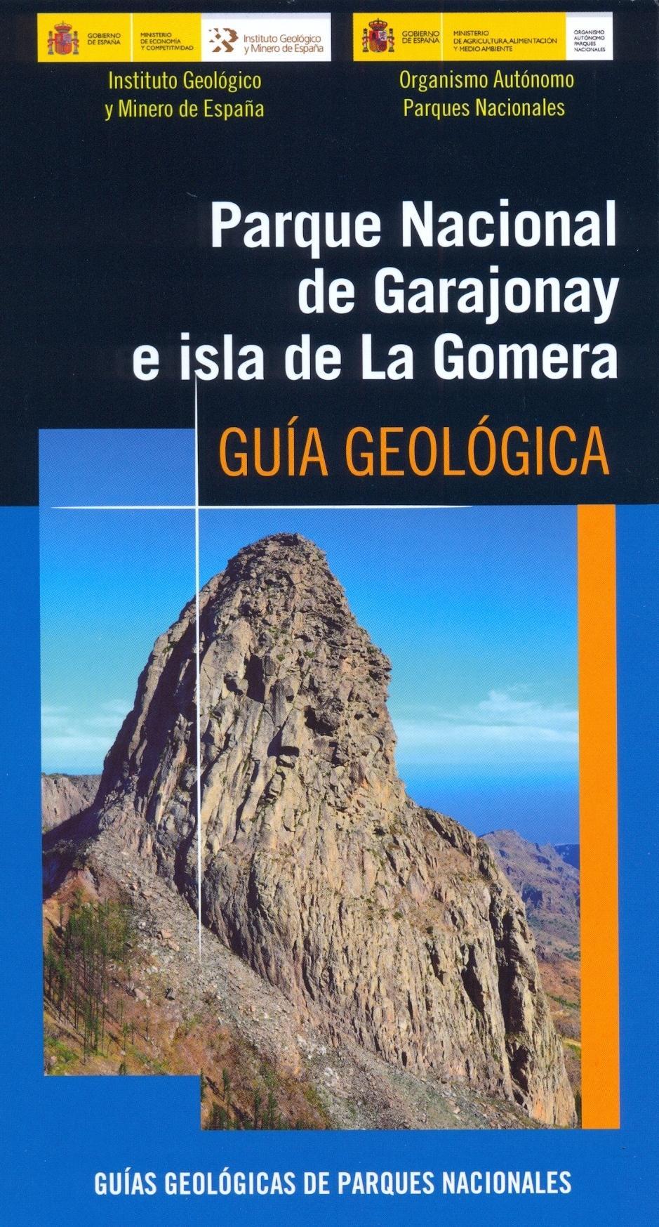 guia geo Garajonay