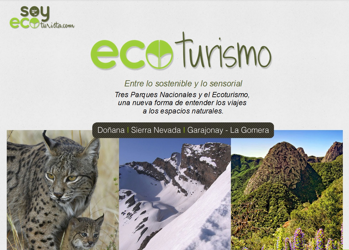 folleto ecoturismo